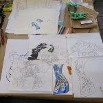 Shunga Remix studies